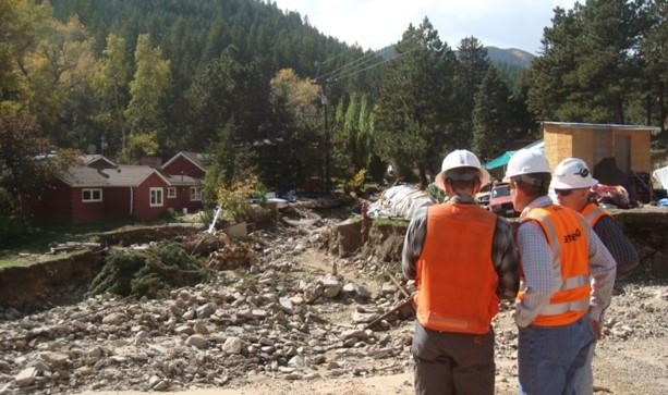 Flood Recovery Blog Series Post 3: 2013 Flood Aftermath and Master Planning Effort, Streamcrest Case Study: Stories from a Geomorphologist Who Lived It