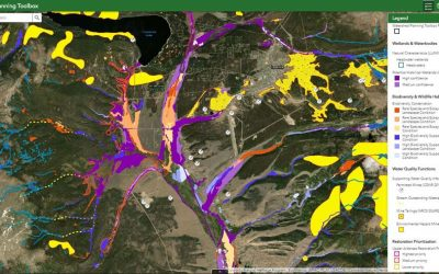 The Colorado Watershed Planning Toolbox A Community of Stewards: The Streamcrest Example