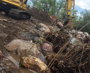 Flood Recovery Blog Series Post 6 Project Implementation and Construction: The Streamcrest Example